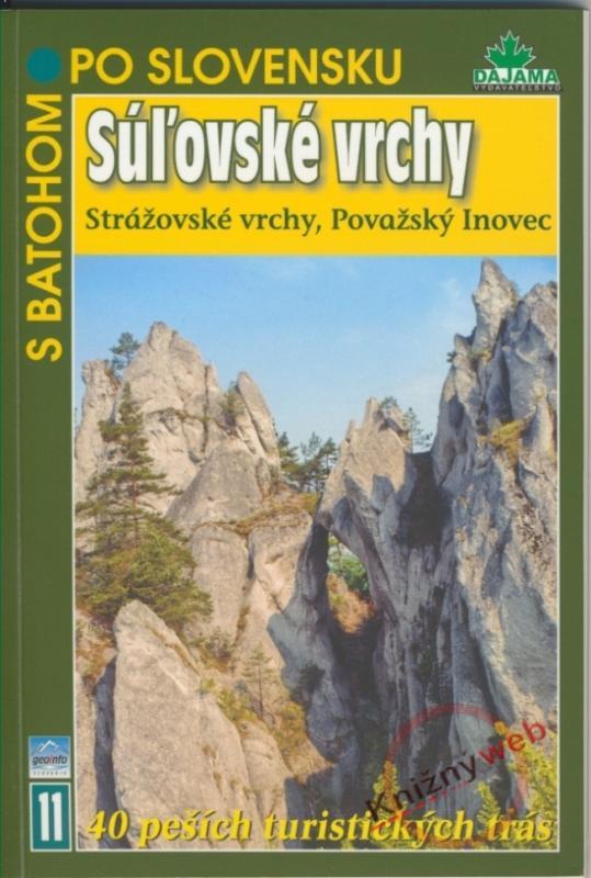 Súľovské vrchy, Strážovské vrchy, Považský Inovec (11)
