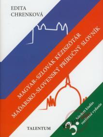 Maďarsko-slovenský príručný slovník/ Magyar-Szlovák kéziszótár - 3. vydanie