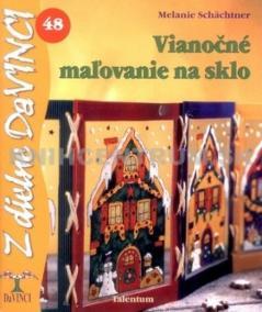Vianočné maľovanie na sklo - DaVINCI 48