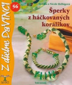 Šperky z háčkovaných korálikov - DaVINCI 56