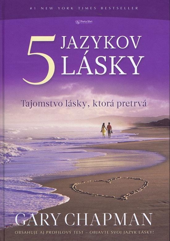 Kniha: Päť jazykov lásky - 2. vydanie - Chapman Gary
