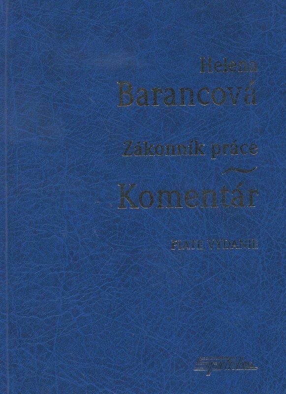 Zákonník práce - komentár, 5. vydanie