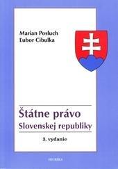 Štátne právo SR. 3. vyd.