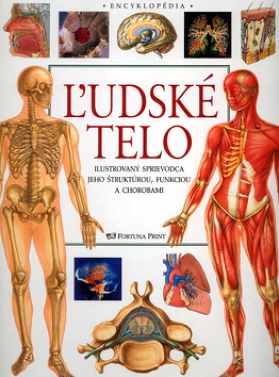 Ľudské telo encyklopédia