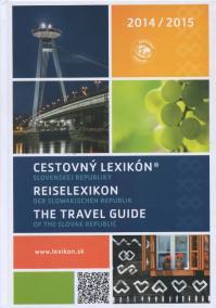 Cestovný lexikón Slovenskej republiky 2014/2015