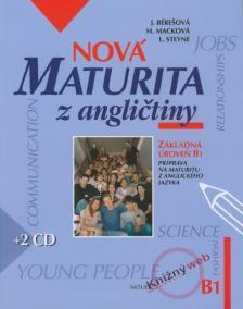 Nová maturita z angličtiny B1 + 2CD