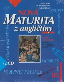 Nová maturita z angličtiny B2 + 2 CD