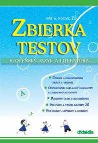 Zbierka testov pre 5. ročník ZŠ
