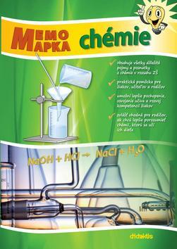 Kniha: MemoMapka chémie - Kolektív autorov