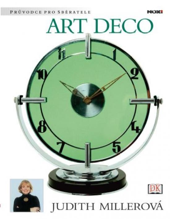 Art deco-průvodce pro sběratele