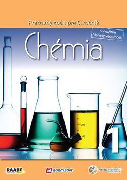 Kniha: Chémia pre 6. ročník základnej školy a 1. ročník gymnázií s osemročným štúdiom/1. polrok - Viera Lisá