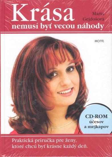 Krása nemusí byť vecou náhody+CD