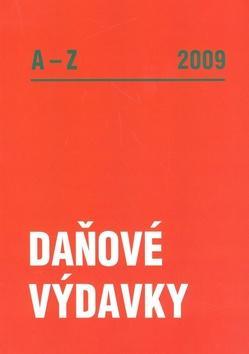 Daňové výdavky A - Z 2009