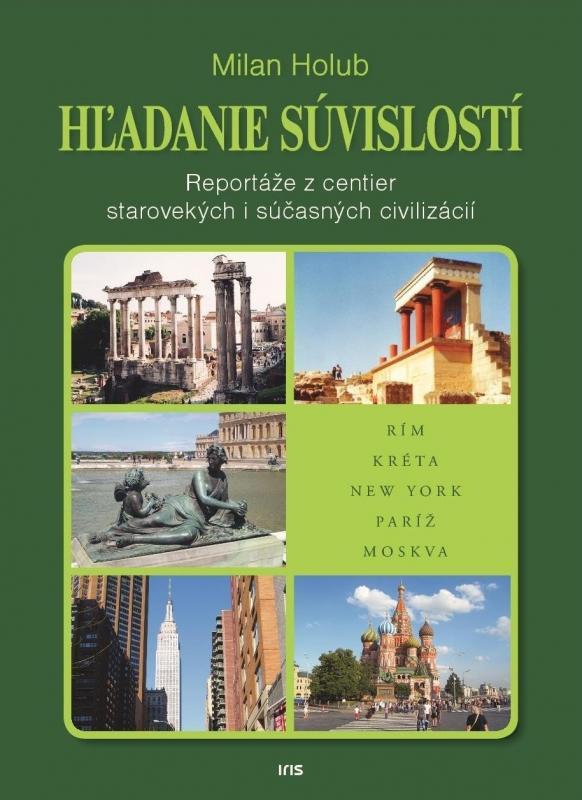 Kniha: Hľadanie súvislostí - Milan Holub