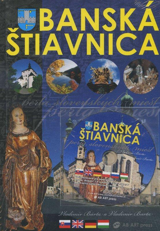 Banská Štiavnica – perla slovenských miest + CD