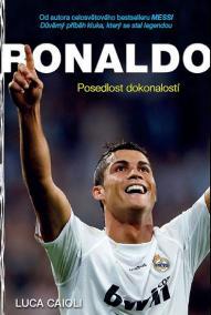 Ronaldo - Posedlost dokonalostí - 2.vydání