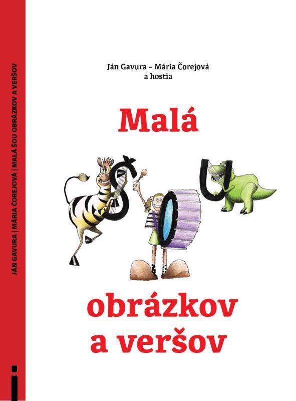 Kniha: Malá šou obrázkov a veršov - Ján Gavura