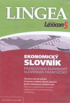 Kniha: Lexicon5 Ekonomický slovník francúzsko-slovenský slovensko-francúzskyautor neuvedený