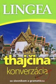 Thajčina – konverzácia so slovníkom a gramatikou