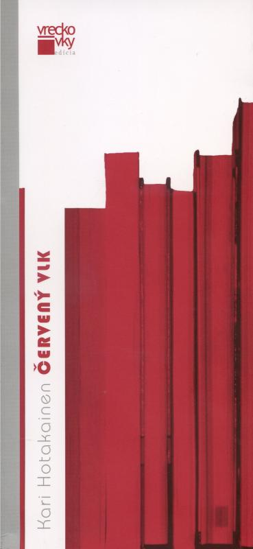 Kniha: Červený vlk - Kari Hotakainen