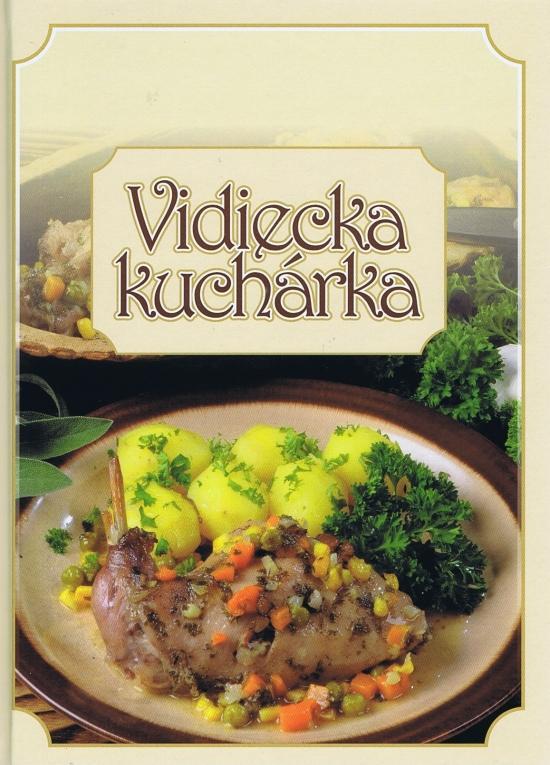 Kniha: Vidiecka kuchárka - Doležalová Alena