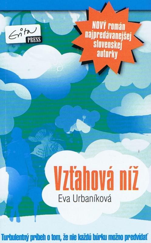 Kniha: Vzťahová níž - Urbaníková Eva