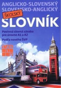 Anglicko-slovenský a slovensko-anglický školský slovník