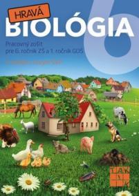 Hravá biológia 6 PZ