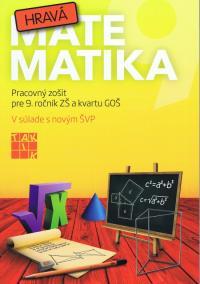 Hravá matematika 9 PZ ( 2.vyd.)