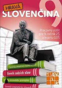 Hravá slovenčina 9 PZ
