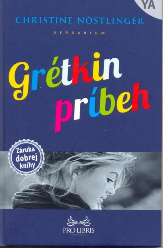 Kniha: Grétkin príbeh - Nöstlinger Christine