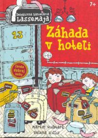Záhada v hoteli -  Detektívna kancelária LasseMaja 2