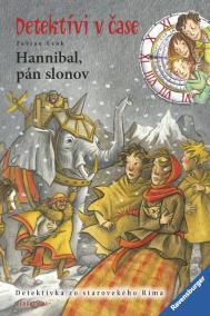Hannibal, pán slonov-Detektívi v čase (5. diel)