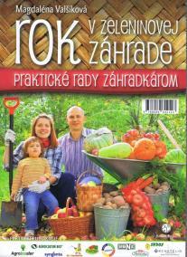 Rok v zeleninovej záhrade