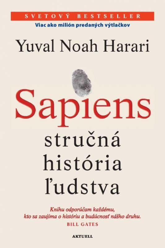 Kniha: Sapiens - Stručná história ľudstva - Harari Noah Yuval
