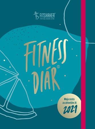 Kniha: Fitness diár 2021