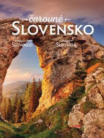 Čarovné Slovensko (obálka príroda)