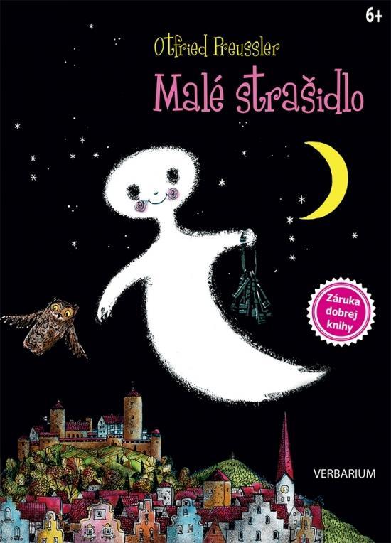 Kniha: Malé strašidlo - Preussler Otfried