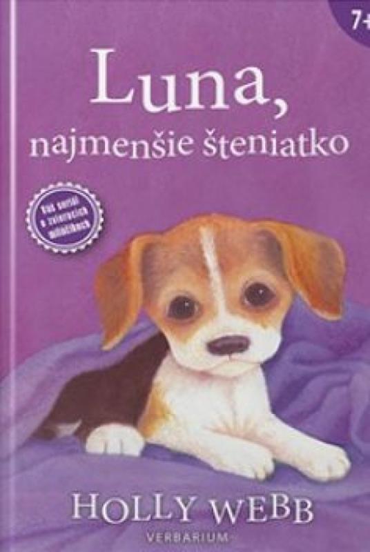 Kniha: Luna, najmenšie šteniatko - 2. vydanie - Webb Holly