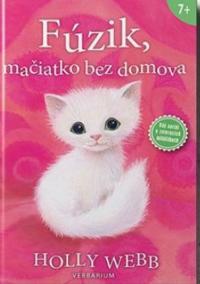 Fúzik, mačiatko bez domova - 2. vydanie