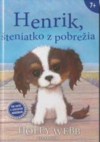 Henrik, šteniatko z pobrežia - 2. vydanie