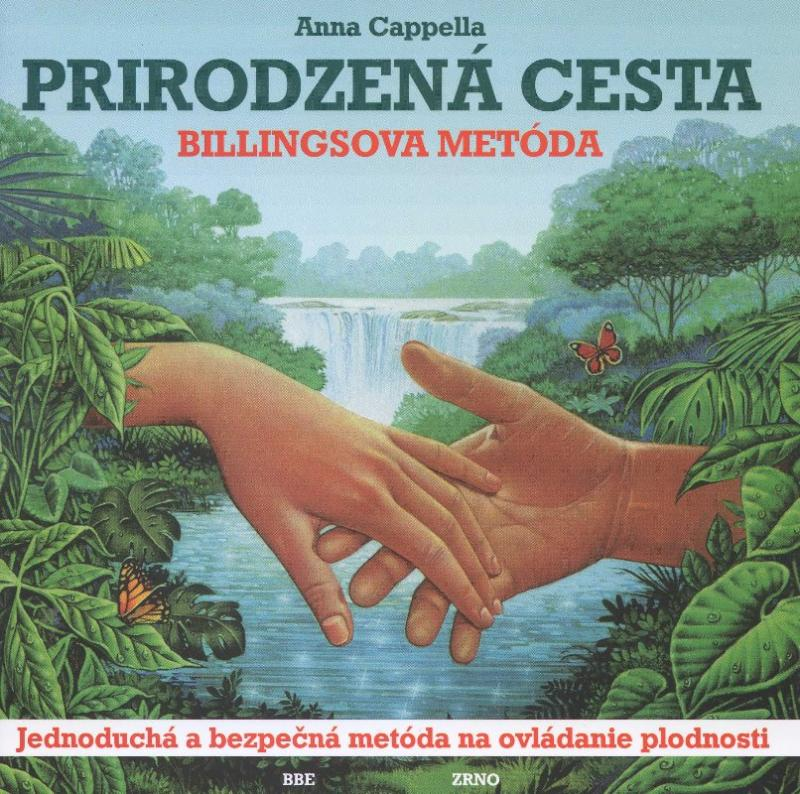 Kniha: Prirodzená cesta - Anna Cappella