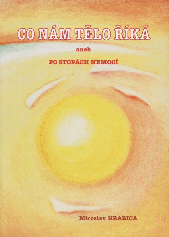 Kniha: Co nám tělo říká - Miroslav Hrabica