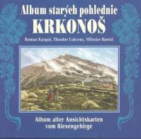 Album starých pohlednic Krkonoš