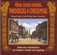 Album starých pohlednic Pardubicko a Chrudimsko
