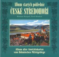 Album starých pohlednic České středohoří