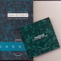 Maurer´s Selection-Grand Restaurant 2004