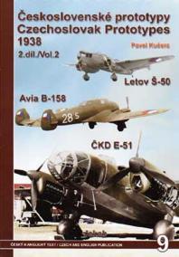 Československé prototypy 1938 - 2. díl