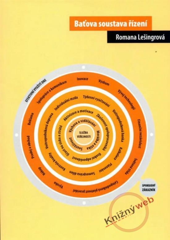 Baťova soustava řízení - 3. vydání