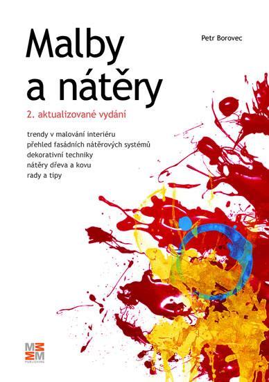 Malby a nátěry - 2. vydání